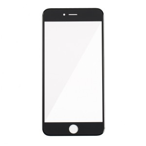 "Glass Lens for iPhone 6 Plus (5.5"") / iPhone 6S Plus (5.5"") - Black"