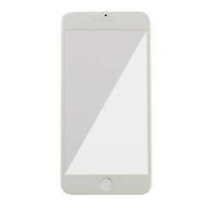 "Glass Lens for iPhone 6 Plus (5.5"") / iPhone 6S Plus (5.5"") (w/ OCA) - White"