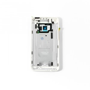 Back Battery Cover for HTC One M7 - White