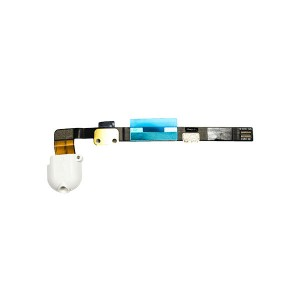 Headphone Jack Flex Cable for iPad Mini 3 - White