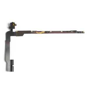 Headphone Jack Flex Cable (w/ Daughter PCB Board) for iPad 3 / iPad 4 (4G LTE Version)