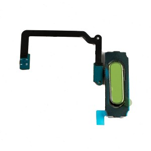 Home Button Flex Cable for Samsung Galaxy S5 - White