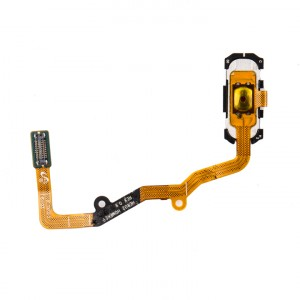 Home Button Flex Cable for Samsung Galaxy S7 Edge (w/ Fingerprint Scanner) - Black Sapphire