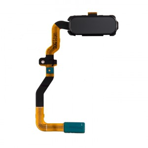 Home Button Flex Cable for Samsung Galaxy S7 (w/ Fingerprint Scanner) - Black Onyx