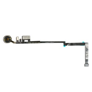 Home Button Flex Cable (w/ Fingerprint Scanner) for iPad 5 (2017) - Gold (Fingerprint scanner is aftermarket - biometrics may not work)
