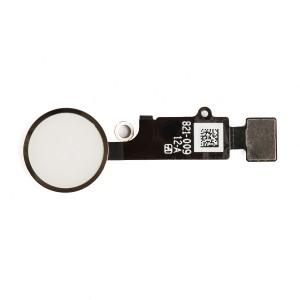 "Home Button Flex Cable (w/ Fingerprint Scanner) for iPhone 7 (4.7"") - Gold (Fingerprint scanner is aftermarket - biometrics may not work)"