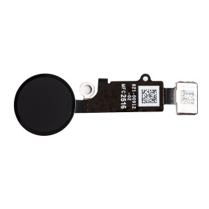 Home Button Flex Cable for iPhone 7 Plus - Black (Non-Functioning Cosmetic)