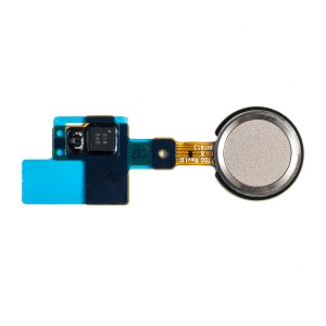 Home Button (w/ Fingerprint Scanner) for LG G5 - Gold