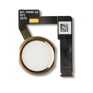 "Home Button (w/ Fingerprint Scanner) for iPad Pro (10.5"") - Gold"