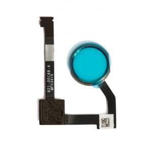 "Home Button (w/ Fingerprint Scanner) for iPad Pro (12.9"") - Gold (Fingerprint scanner is aftermarket - biometrics may not work)"