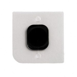 Home Button (w/ Rubber Gasket) for iPhone 5 / iPhone 5C (Generic) - Black