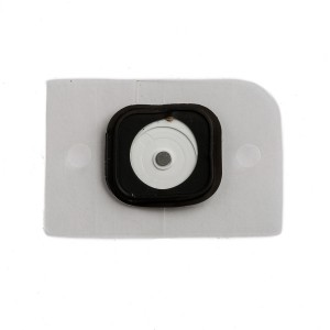 Home Button (w/ Rubber Gasket) for iPhone 5 / iPhone 5C (Generic) - White