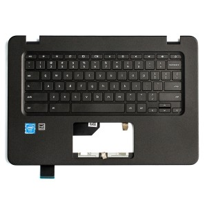 Palmrest with Keyboard (OEM Pull) for Lenovo Chromebook N42