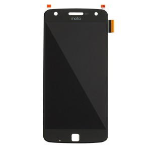 OLED Assembly for Moto Z Play (XT1635) (Authorized OEM) - Black