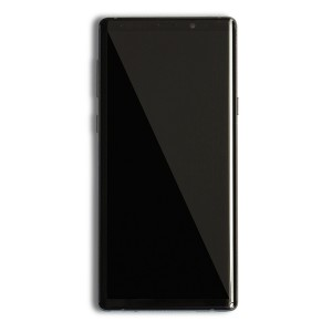 OLED Frame Assembly for Galaxy Note 9 (OEM - Service Pack) - Midnight Black