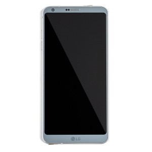LCD & Digitizer Frame Assembly for LG G6 (H871 / H872 / US997 / LS993 / VS988) (Genuine OEM) - Platinum