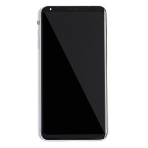 LCD & Digitizer Frame Assembly for LG V30 (H931 / H932 / US998 / LS998 / VS996) (Genuine OEM) - Black