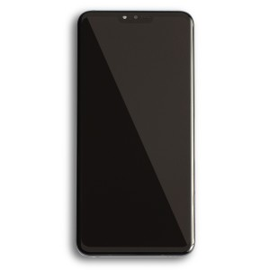 LCD & Digitizer Assembly for LG V40 ThinQ (V405) - Black