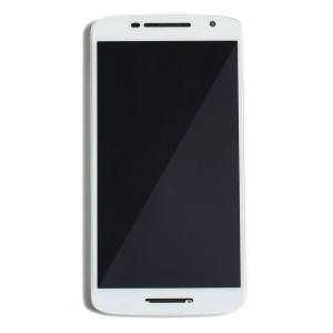 LCD & Digitizer Frame Assembly for Motorola Droid Maxx 2 - White