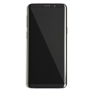 LCD & Digitizer Display Assembly (w/Frame) for Samsung Galaxy S9 (Prime - OEM) - Midnight Black
