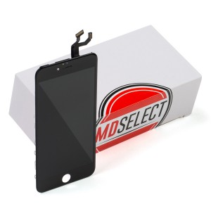 """LCD & Digitizer Frame Assembly for iPhone 6S Plus (5.5"""") (MDSelect) - Black"""