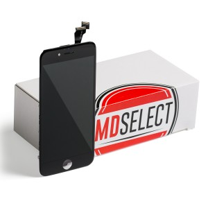 "LCD & Digitizer Frame Assembly for iPhone 6 (4.7"") (MDSelect) - Black (Bulk pricing available for sets of 5 screens)"