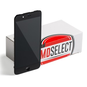 "LCD & Digitizer Frame Assembly for iPhone 7 Plus (5.5"") (MDSelect) - Black (Bulk pricing available for sets of 5 screens)"