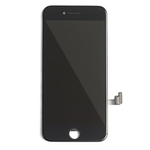 "LCD & Digitizer Frame Assembly for iPhone 8 (4.7"") (Basic) - Black (Bulk Pricing Available)"