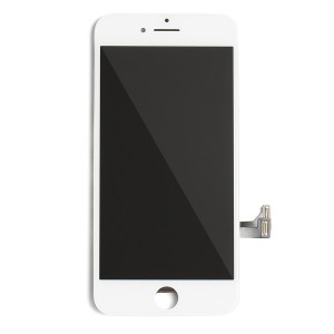 "LCD & Digitizer Frame Assembly for iPhone 8 (4.7"") (Basic) - White (Bulk Pricing Available)"