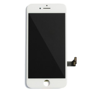 """LCD & Digitizer Frame Assembly for iPhone 8 (4.7"""") (Prime) - White"""