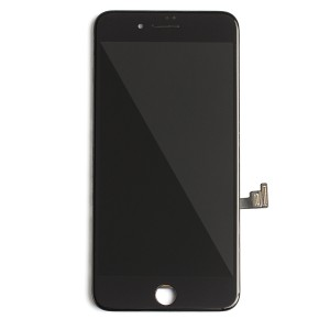 "LCD & Digitizer Frame Assembly for iPhone 8 Plus (5.5"") (Basic) - Black (Bulk Pricing Available)"