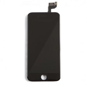 "LCD & Digitizer Frame Assembly (w/ Front Cam & Prox. Sensor & Ear Speaker) for iPhone 6S (4.7"") (MDSelect) - Black"