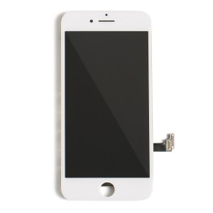 """LCD & Digitizer Frame Assembly (w/ Front Cam & Prox. Sensor & Ear Speaker) for iPhone 7 (4.7"""") (MDSelect) - White"""