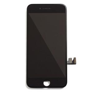 "LCD & Digitizer Frame Assembly (w/ Front Cam & Prox. Sensor & Ear Speaker) for iPhone 8 (4.7"") (Express) - Black"