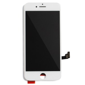 """LCD & Digitizer Frame Assembly (w/ Front Cam & Prox. Sensor & Ear Speaker) for iPhone 8 (4.7"""") (Express) - White"""