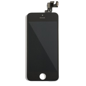 LCD Frame Assembly with Small Parts for iPhone SE (EXPRESS) - Black