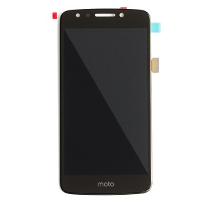 LCD Assembly for Moto E4 (XT1766 / XT1767) (Authorized OEM) - Black