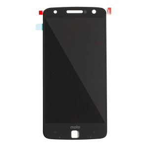 LCD & Digitizer for Motorola Moto Z Droid (XT1650-01 / XT1650-03) (Authorized OEM) - Black