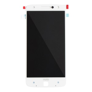 OLED Assembly for Moto Z Droid (XT1650-01 / XT1650-03) (Authorized OEM) - White
