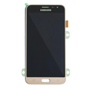 LCD & Digitizer for Samsung Galaxy J3 (2016) (PrimeParts - OEM) - Gold