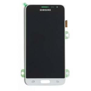 LCD & Digitizer for Samsung Galaxy J3 (2016) (PrimeParts - OEM) - White
