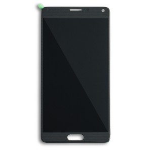 LCD & Digitizer for Samsung Galaxy Note 4 (OEM - Refurbished) - Charcoal Black