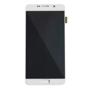 LCD & Digitizer for Samsung Galaxy Note 5 (MDSelect - Generic) - White Pearl