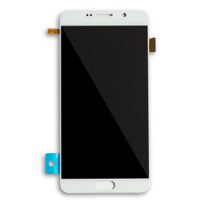 LCD & Digitizer for Samsung Galaxy Note 5 (OEM - Refurbished) - White Pearl