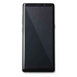 OLED Frame Assembly for Galaxy Note 8 (OEM - Service Pack) - Midnight Black