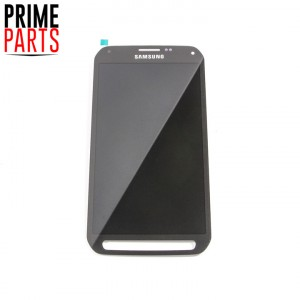 LCD & Digitizer for Samsung Galaxy S5 Active (PrimeParts - OEM) - Titanium Gray