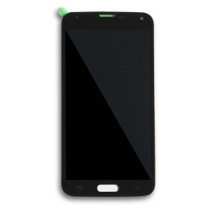 OLED Display Assembly for Galaxy S5 (OEM - Certified Refurbished) - Charcoal Black