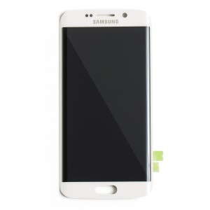LCD & Digitizer for Samsung Galaxy S6 Edge (PrimeParts - OEM) - White