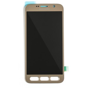LCD & Digitizer for Samsung Galaxy S7 Active (PrimeParts - OEM) - Gold