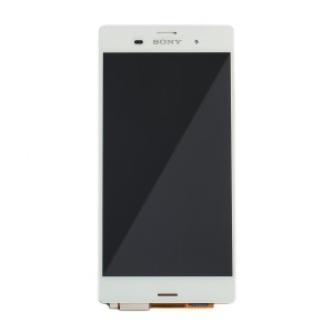LCD & Digitizer for Sony Xperia Z3 - White